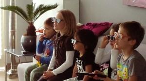 3D-foto-van-kinderen